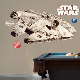 Fathead Star Wars Millennium Falcon Wall Decals by