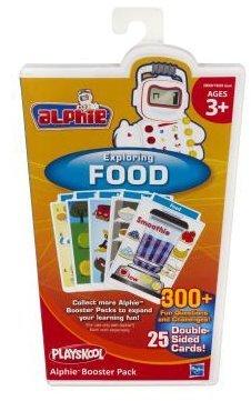 Playskool Alphie Booster Pack - Food