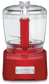 Cuisinart Elite Collection™ 4-Cup Chopper/Grinder - Metallic Red