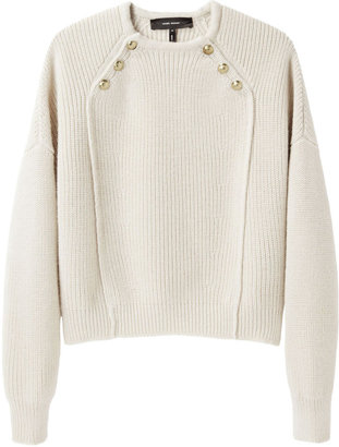 Isabel Marant Sissi Ribbed Pullover