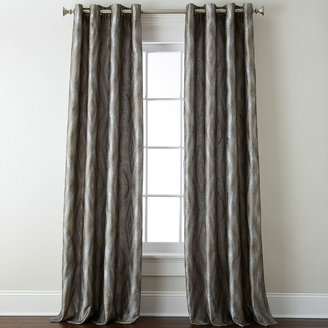Studio StudioTM Casia Grommet-Top Curtain Panel