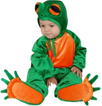 Frog costume - baby
