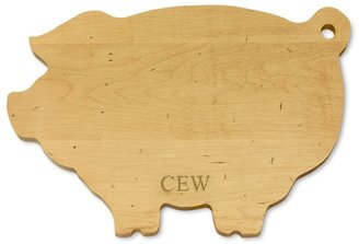 Williams-Sonoma Williams Sonoma J.K. Adams Pig Cutting Board