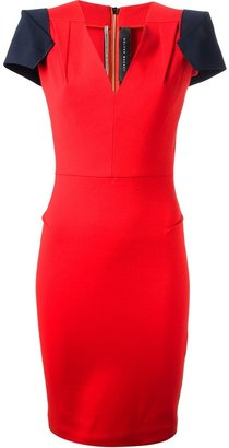 Roland Mouret 'Mylonite' dress