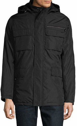 Calvin Klein Essential Insulated Hooded Coat