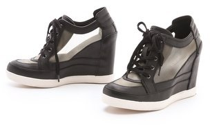 Luxury Rebel shoes Carlton Wedge Sneakers