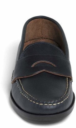Brooks Brothers Rancourt & Co Casual Loafers