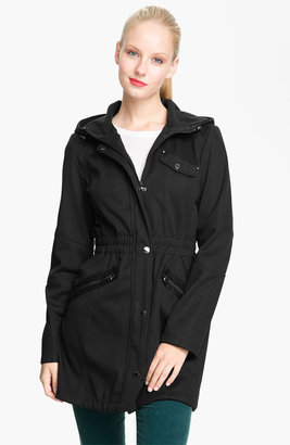Laundry by Shelli Segal Softshell Anorak (Nordstrom Exclusive)