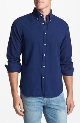 Gant Indigo Oxford Shirt