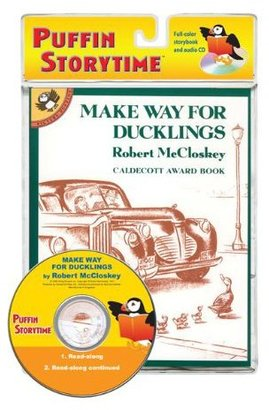 Make Way for Ducklings (Book+CD)