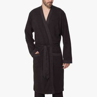 James Perse Sueded Jersey Robe