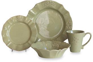 Bed Bath & Beyond Provence Sage 16-Piece Dinnerware Set