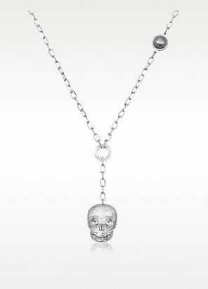Rebecca Manhattan - Silver-Plated Bronze Necklace