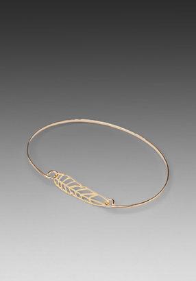 Kris Nations jewelry x REVOLVE Pluma Feather Bangle