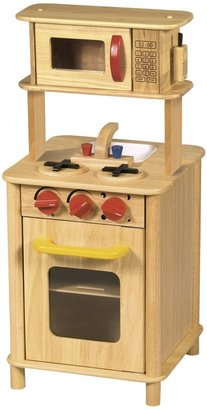 Guidecraft Kitchenette Center - Natural