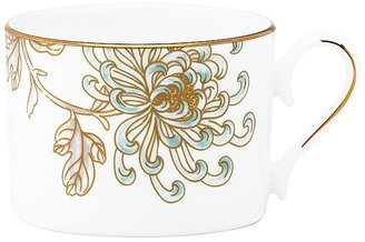 """Marchesa by Lenox """"Painted Camellia"""" Tea Cup"""