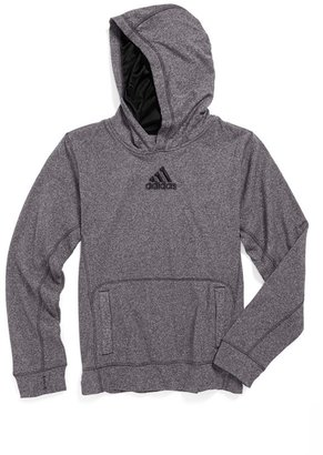 adidas 'Ultimate' Fleece Hoodie (Big Boys)