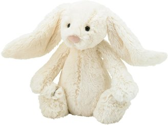 Jellycat Bashful Bunny Soft Toy, Small, Cream