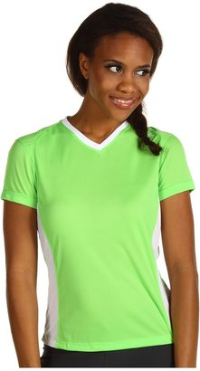 Saucony P.E. Short Sleeve (Nimble Green) - Apparel