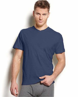 Alfani men's loungewear, v-neck Undershirt