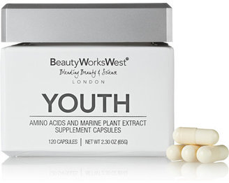 BeautyWorksWest Beauty Works West - Youth Supplement (120 Capsules)