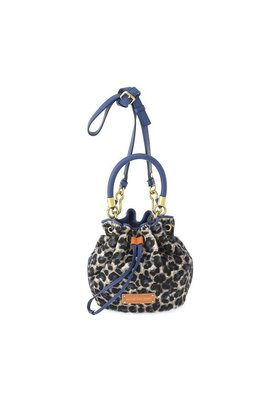 Marc by Marc Jacobs Too Hot To Handle Leopard Little Drawstring