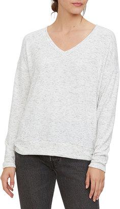 Michael Stars Medina V-neck Pullover Top