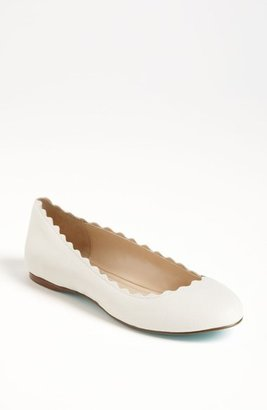 Betsey Johnson Blue by 'Dance' Flat