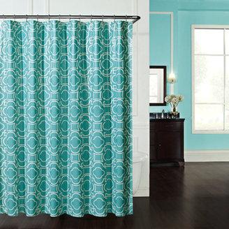 Bed Bath & Beyond Kas Rhapsody 72-Inch x 72-Inch Shower Curtain