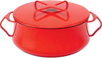 Dansk Cookware, 4 Qt Kobenstyle Red Casserole
