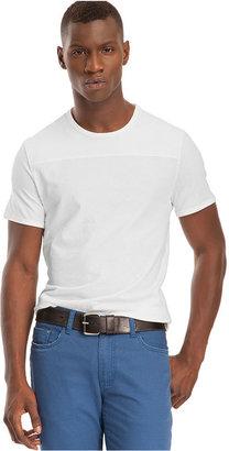 Kenneth Cole Reaction Shirt, Dressy Crew Neck T-Shirt