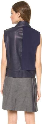 Viktor & Rolf Leather Vest