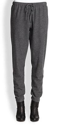Rag and Bone Rag & Bone Easier Wool Jersey Track Pants