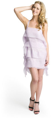 Tracy Reese Tiered Flutter Dress