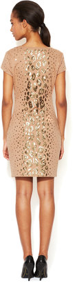 BCBGMAXAZRIA Cazey Jersey Sheath Dress