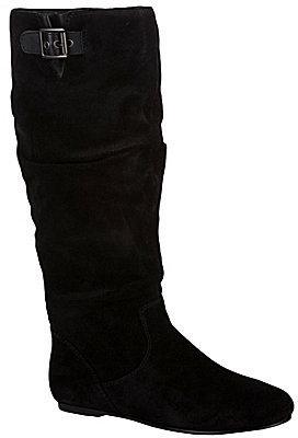 Gianni Bini GB Big-Time Suede Boots