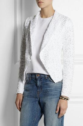 Vanessa Bruno Alban embroidered tulle jacket