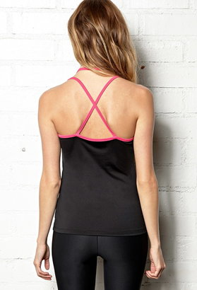 Forever 21 Active Strappy Workout Tank