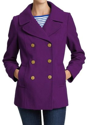 Old Navy Women's Classic Wool-Blend Coats