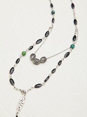 Free People Double Layer Rosary