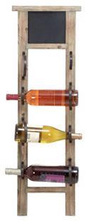 Chalkboard Wine Rack