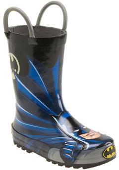 Western Chief 'Batman' Rain Boot (Walker, Toddler, Little Kid & Big Kid)