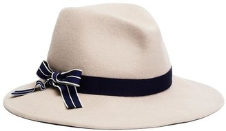 Brooks Brothers Bow Tie Safari Fedora