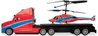 Propel RC Remote Control Truck, Heli Hauler