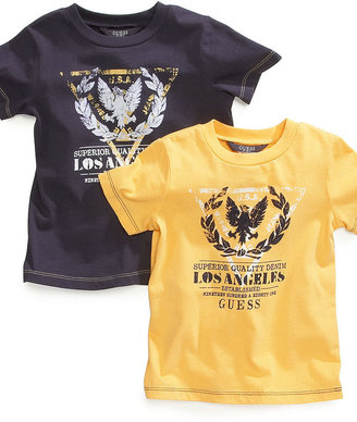 GUESS T-Shirt, Baby Boys Graphic Tee