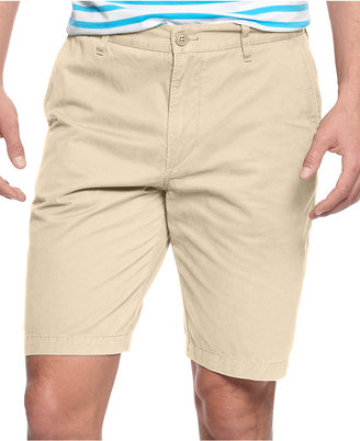 Lacoste Big and Tall Shorts, Gabardine Bermuda Shorts