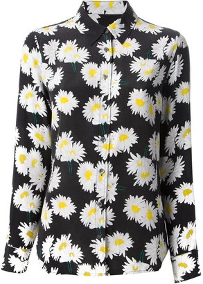 Equipment daisy shirt