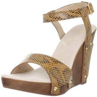 Restricted Women's Vibe Wedge Sandal