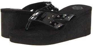 Harley-Davidson Cloe (Black) - Footwear