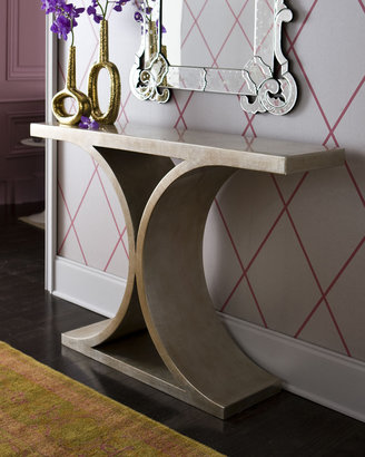 Horchow Console Table